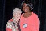 Loretta Ford (L) and Felicia A. (R)