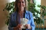 Carolyn R. wins $250 cash