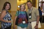 (L-R) Lisa D., Cheryl W., Jeff S.